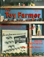 1988 The Toy Farmer Magazine: January - Show Reports - The Arcade Story Part II