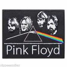 NEW PINK FLOYD DARK SIDE OF THE MOON Rock Embroidered Sew Iron-On Patches #M0067
