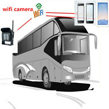 Iphone Android Phone WIFI Camera for Truck / Bus Rear View Monitoring with 28LED