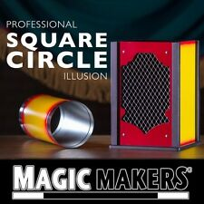Professional Square Circle by Magic Makers - Very Well Made Professional Prop
