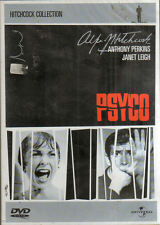 PSYCO - HITCHCOCK COLLECTION ANTHONY PERKINS 1960 - DVD 2002