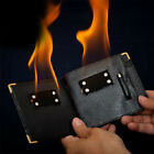 Magic Trick Flame Fire Wallet Magician Stage Street Inconceivable Prop