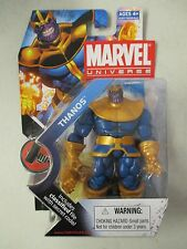 MOC 2010 MARVEL UNIVERSE SERIES 2 THANOS ACTION FIGURE #034