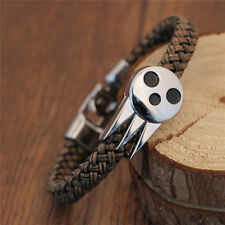 Hot Sale Cool Anime SOUL EATER Death the Kid Bracelets Wristband Gift