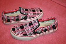 Used Pink & Black Vans ® Men size US 4