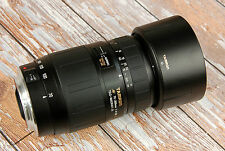 Tamron 70 300mm LD Macro 1:2 Canon EOS Digital fit auto focus