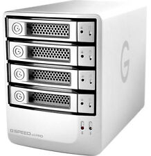 G-Tech G-Speed eS PRO 4 TB Enterprise Class 4 Drive Storage System with mini-SAS