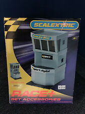 NEW SCALEXTRIC C8319 CONTROL TOWER NEW 1/32 BUILDING