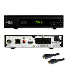 Cavo HD Receiver Xoro Digital HRK 7660 DVB-C USB TV registrazione PVR Media Player C