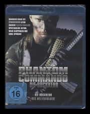 BLU-RAY PHANTOM COMMANDO - DIE RÜCKKEHR - DAS REMAKE AUS RUSSLAND (KOMMANDO) NEU