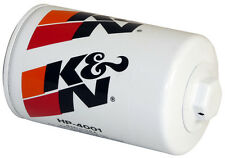 K&N Premium Wrench-Off Oil Filter HP-4001 (Performance Canister Oil Filter)
