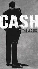 Legend [Box] by Johnny Cash (CD, Nov-2010, 4 Discs, Sony Music Entertainment)New