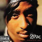 NEW Greatest Hits [pa] by 2pac CD (CD) Free P&H