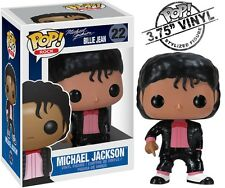 "Funko Scarce MICHAEL JACKSON Billie Jean  3.75"" POP Vinyl Figure MINT IN BOX"