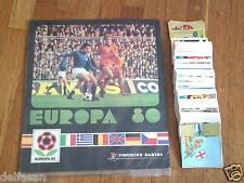 EUROPA 80 Figurina PANINI - choose 1 from Complete set x album stickers no badge