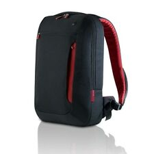 "Belkin Slim Back Pack for Notebooks Laptop up to 17"" Jet/Cabernet F8N159eaBR NEW"