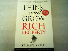 NEW- Think and Grow Rich in Property by Stuart Zadel