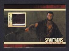 SPARTACUS VENGEANCE COSTUME / RELIC DOCTORE'S WHIP