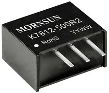 DC/DC non-isolated regulated converter 24V wide input 12V OUT MORNSUN K7812-500
