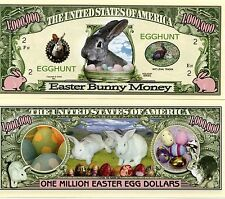 Easter - Easter Bunny Money  Novelty Money