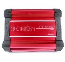 NEW ORION HCCA1000.4 2000W 4 CHANNEL HCCA HIGH CURRENT COMPETITION CAR AMPLIFIER