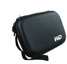 "WD Hard Disk Drive Pouch case for 2.5"" HDD Cover WD Seagate Slim Sony Dell"
