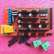 New 3D Printer Controller Board For RAMPS 1.4 REPRAP PRUSA MENDEL Printer SR1G