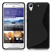 Funda Carcasa TPU silicona S-Line negro para HTC Desire 628/ 628 dual sim