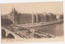 France, Paris, La Conciergerie LL 571 Postcard, B221