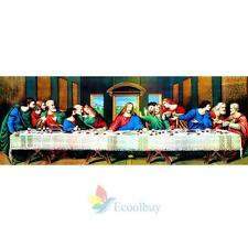 Full Drill The Last Supper 5D DIY Diamond Embroidery Cross Stitch Painting Decor