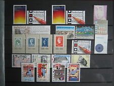 Netherlands: 1977 complete postfris / mint never hinged**