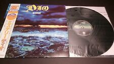 "DIO""Mystery""Japan Import-Obi-Audiophile Japanese Vinyl Lp 45 Rainbow Metal"
