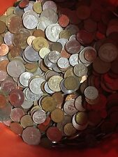 5 Pounds World Coins Special Great Mix Many Countries Foreign Unsearched Lot