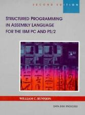Structured Programming in Assembly Language for the IBM PC and PS/2, William C.