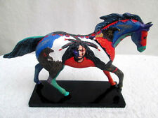 TRAIL OF THE PAINTED PONIES: #1545 EARTH, WIND & FIRE..2E/6,883..NEW in BOX