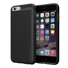 Incipio DualPro Shine Case for iPhone 6/6S Plus - Black/Black