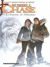 BD LES HUMANOIDES / EO / RUSSELL CHASE / TOME 2 - LE FANTOME DE L'HIMALAYA