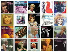 DUSTY SPRINGFIELD RECORD ALBUMS   PHOTO-FRIDG MAGNETS