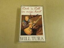 MUSIC CASSETTE / WILL TURA - ROCK 'N ROLL IN MIJN HART