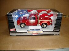 1/18th scale 1978 Dodge Lil Red Express pickup truck Ertl American Muscle box