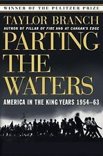 Parting the Waters : America in the King Years 1954-63, Taylor Branch, Good Book