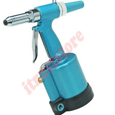 "1/4"" INCH AIR POWER OPERATED HYDRAULIC POP RIVETING RIVET RIVETER GUN TOOL HD"