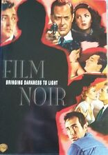 Film Noir: Bringing Darkness to Light DVD - Clips from noir classics