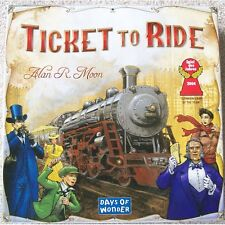 TICKET to Ride Board Game Nuovo di Zecca