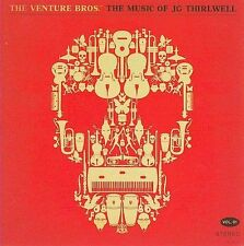 JG THIRLWELL - Music Of The Venture Bros Vol 1