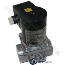 GAS SOLENOID VALVE 15mm 1.3cm FOR INTERLOCK VENTILATION SYSTEM SHUT OFF PARTS