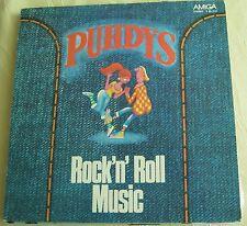 Amiga LP Schallplatte Puhdys Rock'n' Roll Music
