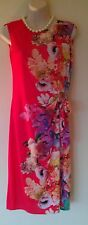 Ladies WALLIS dress sz 8 in excellent condition! Floral,stretchy,lovely!!