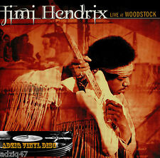 JIMI HENDRIX  LIVE AT WOODSTOCK   2 CD