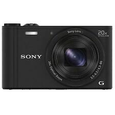 SONY Cyber-shot DSC-WX350 18.2 MP Fotocamera Digitale-Nero